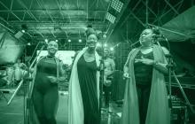 San Andrés se reactiva con el Green Moon Festival 2021