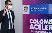 Iván Durán es designado como ministro de las TIC encargado