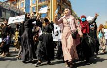 ONU denuncia creciente represión de los talibanes a manifestantes pacíficos