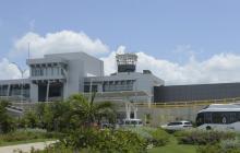 Contraloría realiza visita técnica al aeropuerto Ernesto Cortissoz