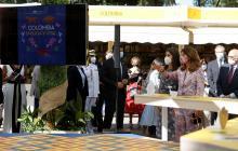Colombia en la Feria de Madrid: libros y biodiversidad