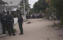 De siete impactos de bala asesinan a alias Cale en La Luz