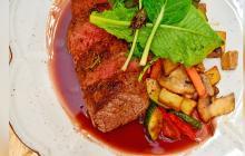 Dos platos que mezclan el mediterráneo y al Caribe