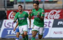 Video de Joaquín Montecinos, el hijo de Cristian Montecinos, ex delantero de Junior