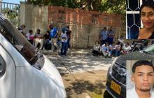 """Estamos destrozados con esta noticia"": tío de hermanos fallecidos en Gaira"