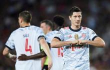 Bayern Múnich goleó al Barcelona como visitante en su debut en la Champions