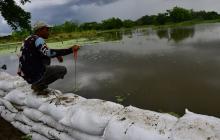 Identifican 11 puntos críticos en ribera del Canal del Dique