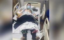Ponen en duda estado clínico de Enrique Vives, causante de tragedia en Gaira