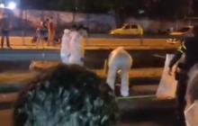 Personas arrolladas en Gaira caminaban por la orilla de la vía, según testigo