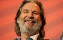Jeff Bridges está cerca de superar un cáncer linfático