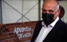 """""""El PSG hace trampas en el control económico"""": Javier Tebas"""