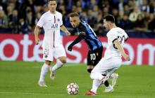 Brujas vs. PSG: minuto a minuto del partido de Champions
