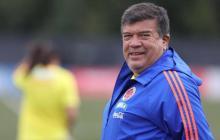 Nelson Abadía espera que Colombia pueda crecer enfrentando a México