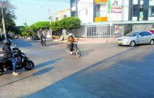 Tres mujeres son amordazadas en medio de robo en Barranquilla