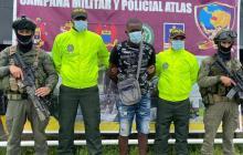 Caen dos integrantes de las disidencias por homicidios a líderes sociales