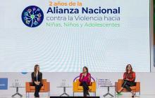 """""""Debemos reafirmar el compromiso de proteger a nuestros niños"""": Primera Dama"""