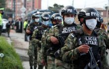 Policía Militar patrullará Bogotá