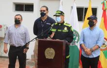 Migración inicia proceso de deportación de cuatro ciudadanos en Barranquilla