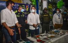 Tenemos identificados 80 delincuentes extranjeros reincidentes: Pumarejo