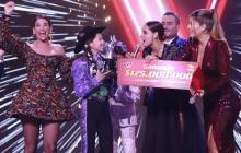 María Liz Patiño, la 'princesa del sentimiento, gana la Voz Kids 2021