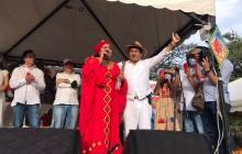 Lideresa wayuu lanza su precandidatura presidencial