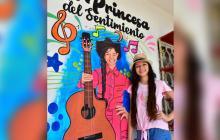 María Liz Patiño, la princesa que reina con música y sentimiento