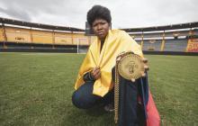 Marithea: la mujer que le ganó  a los gallos del rap