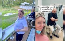 Milagro: a los 62 años quedó embarazada de su esposo que se hizo una vasectomía