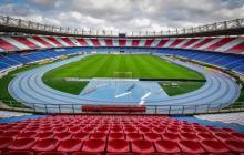 Alcalde Jaime Pumarejo anuncia aforo del 75 % para los partidos de la Selección Colombia