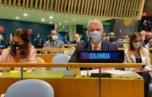 Premio en EE. UU. a Duque por liderazgo ambiental