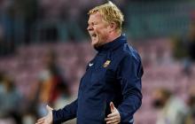 Ronald Koeman pide tiempo a la afición del Barcelona