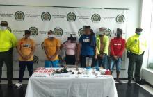 Desarticulan dos bandas delincuenciales dedicadas a varios delitos