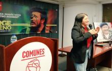 Polémica por homenaje de Partido Comunes al 'Mono Jojoy'