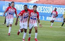 Águilas vs. Junior, por la undécima jornada de la Liga BetPlay II-2021