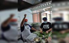 Matronas del Magdalena Medio dictan talleres en Barranquilla