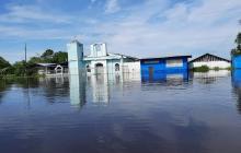 Los damnificados por la ola invernal se acercan a los 48 mil en Sucre
