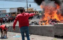 """ONU califica de """"inadmisible humillación"""" el ataque a migrantes en Chile"""