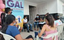 Ahorro grupal, una oportunidad económica para migrantes venezolanos