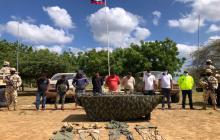 Incautan 350 kilos de cocaína y capturan a 8 de Los Pachencas