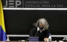 """""""Quizás no ha escuchado a  las víctimas"""": JEP a la senadora Sandra Ramírez"""