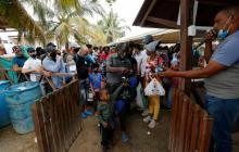 Haitiano asesinado en frontera colombo-panameña