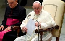 """El papa urge a jóvenes tomar """"decisiones sabias"""" para salvar medio ambiente"""