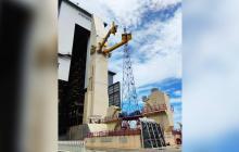 Inauguran en Guayana Francesa plataforma de lanzamiento espacial en la que participó Argos