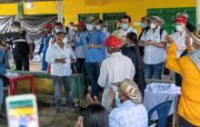 El sector productivo de La Mojana también recibirá apoyo financiero
