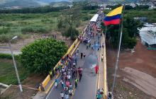 Reapertura de pasos fronterizos con Venezuela será de manera gradual: Duque
