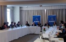 Presentan Aliadas, la nueva asociación del sector privado nacional