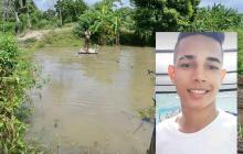 Hallan cuerpo de menor desaparecido en el Río Magdalena