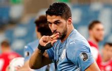 """""""Estoy muy motivado y con ganas  de jugar"""": Luis Suárez"""