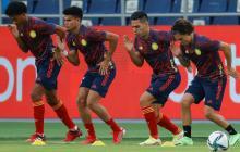 Uruguay vs. Colombia: batalla vital