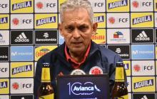 """""""Tenemos una asignatura pendiente en Montevideo"""": Reinaldo Rueda"""